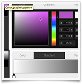 Painter Color Settings