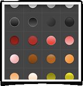 Logo Creator Quick Styles UI