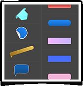 Logo Creator Graphic Templates UI