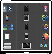 Drawing Designs Templates UI